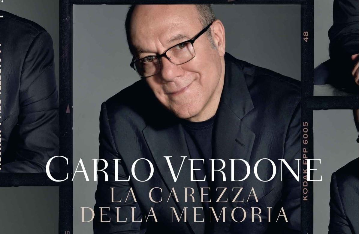 Carlo Verdone: a febbraio esce il libro La carezza della Memoria