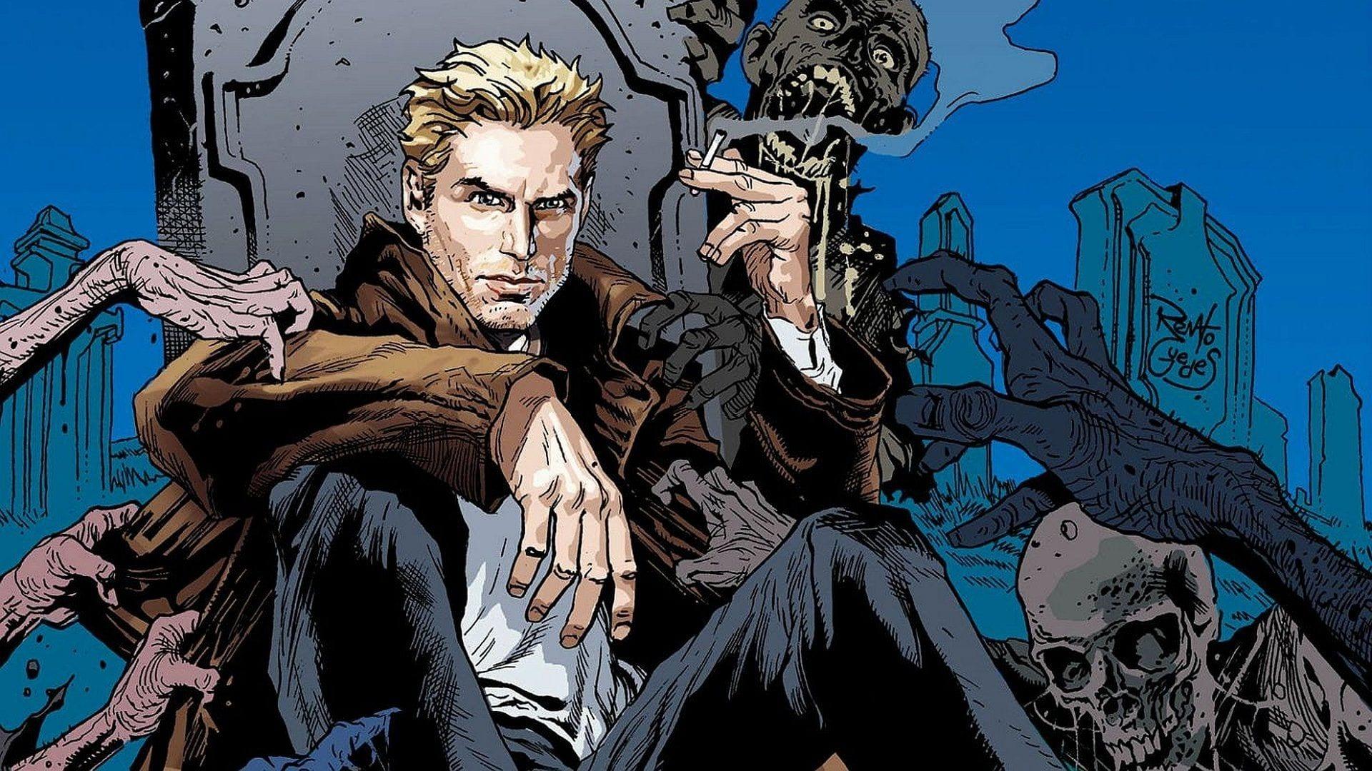 Constantine: una nuova serie TV in lavorazione per HBO Max