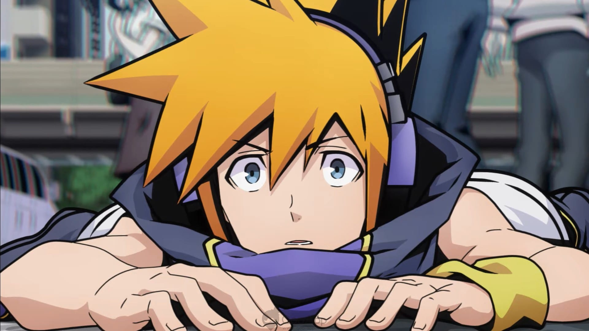 The World Ends With You: il trailer dell'anime ispirato al videogioco