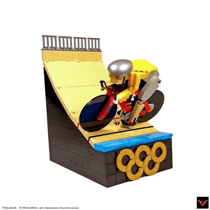 LEGO Track Cycling