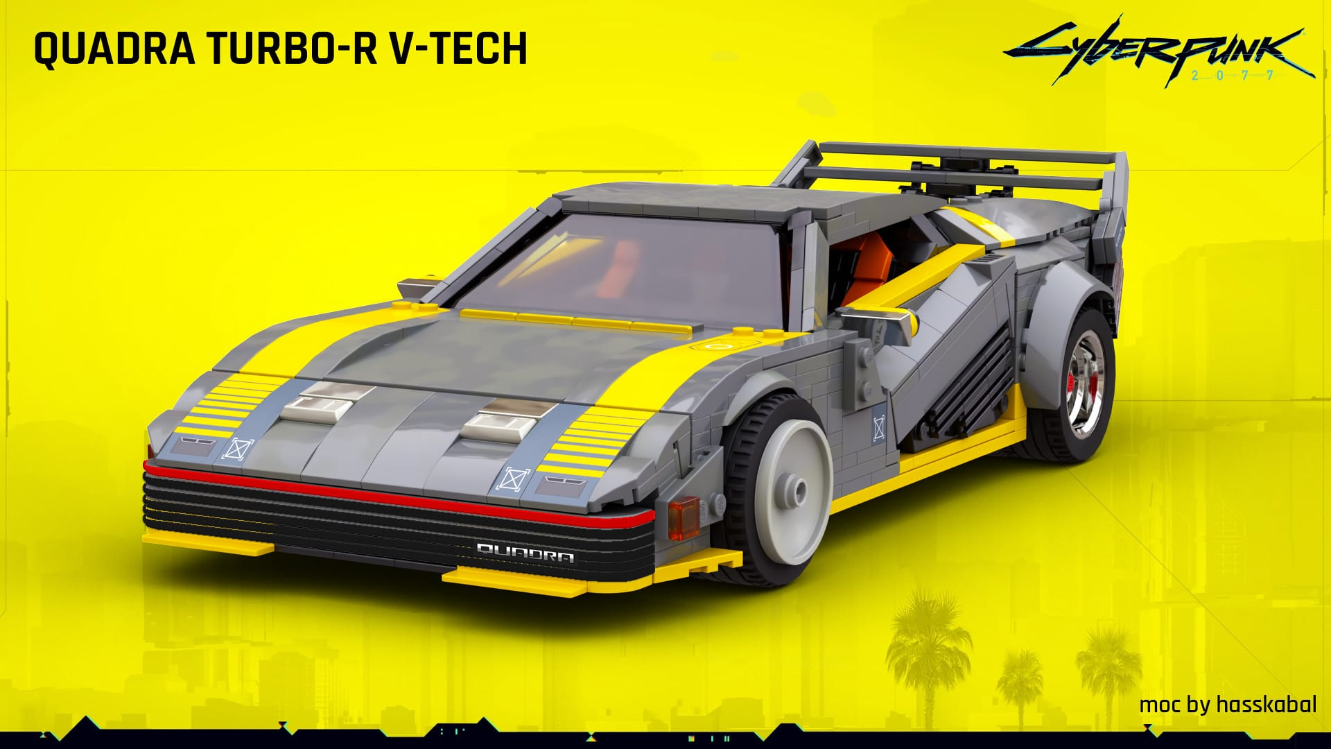 LEGO Quadra