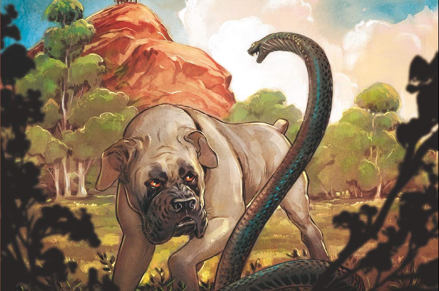 Love - Il cane: il fumetto candidato agli Eisner Awards arriva in Italia
