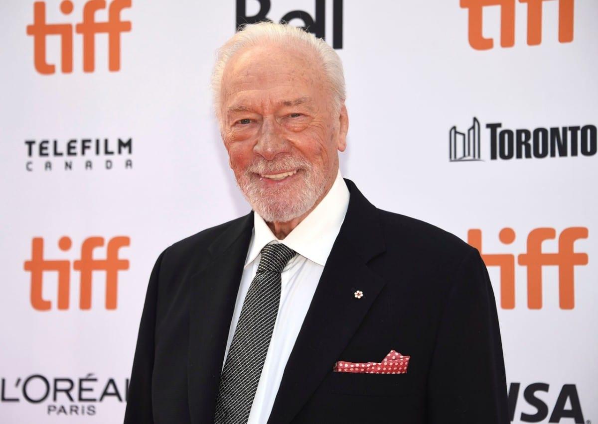 Christopher Plummer: addio all'attore premio Oscar, aveva 91 anni