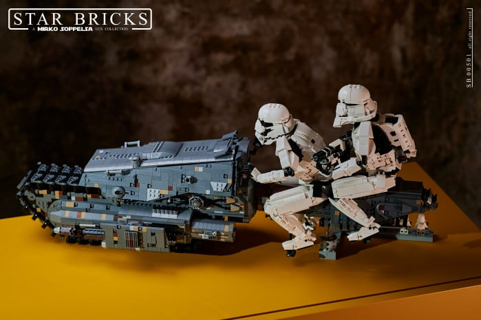 LEGO TR-Project