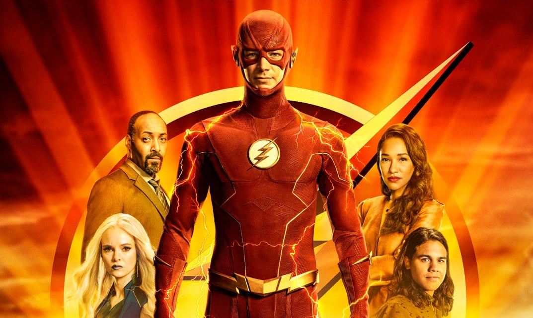 The Flash 7: rivelato il season poster della serie TV