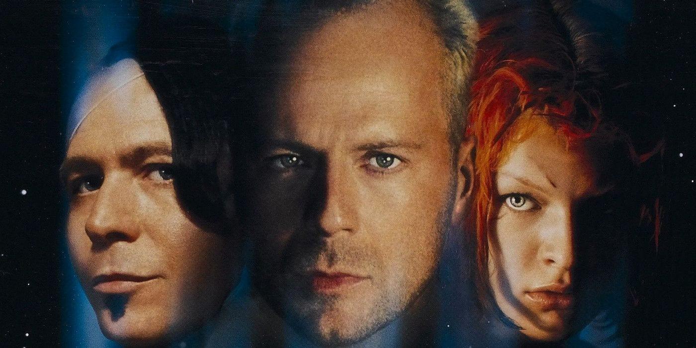 Il Quinto Elemento 2 era sulla base di una storia tagliata dal film originale