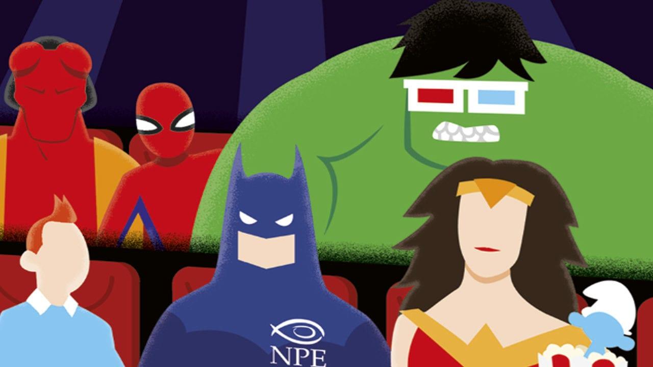 Guida ai cinecomics: NPE pubblica un libro dedicato ai film sui fumetti