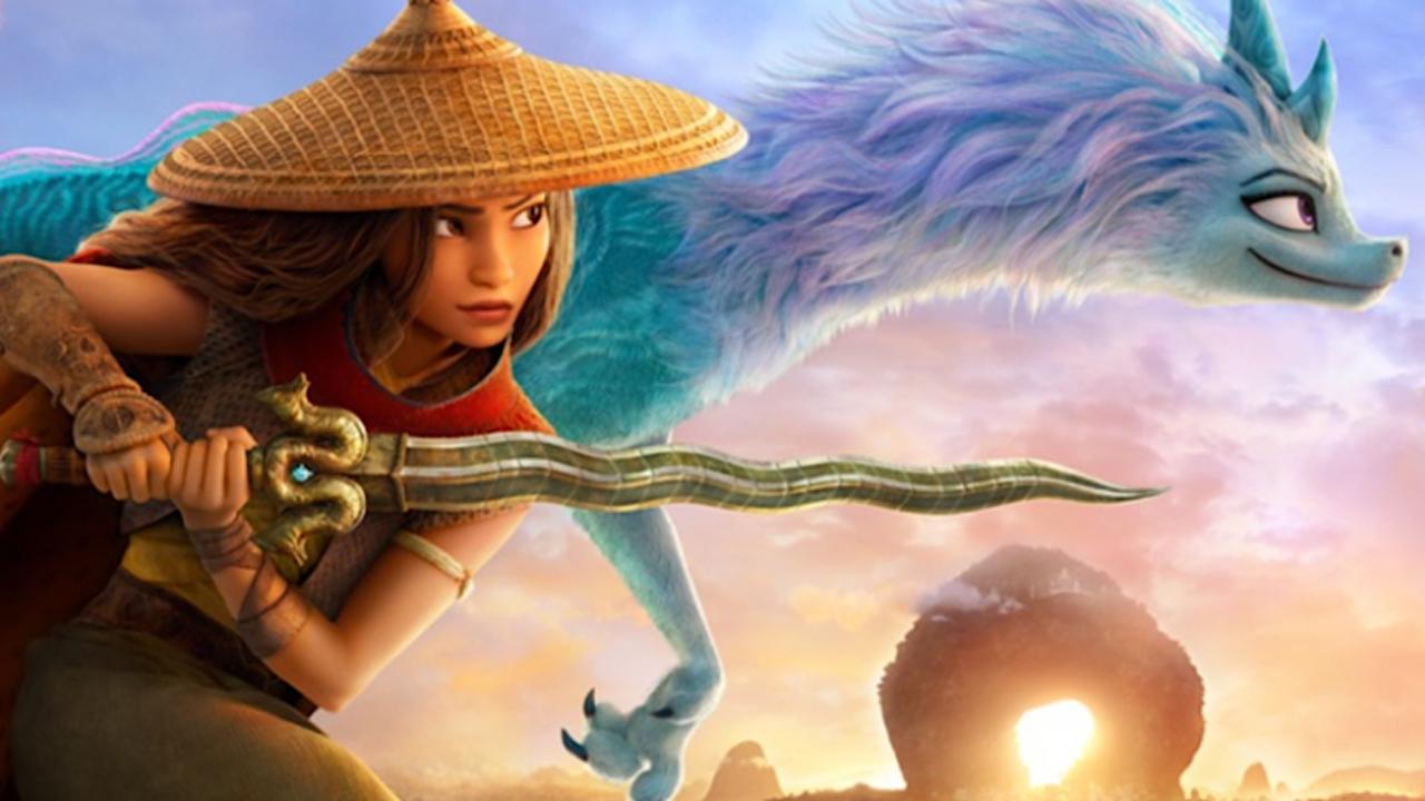 Raya e l'Ultimo Drago: un nuovo sguardo dietro le quinte del film