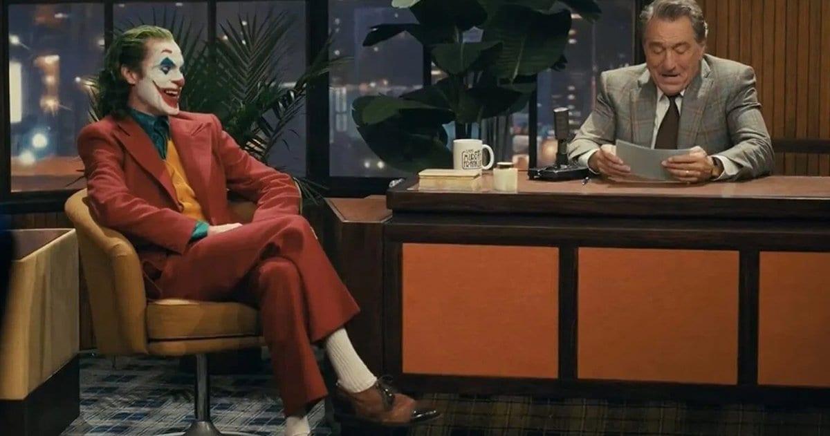 Joker: Quentin Tarantino elogia la scena del Talk Show