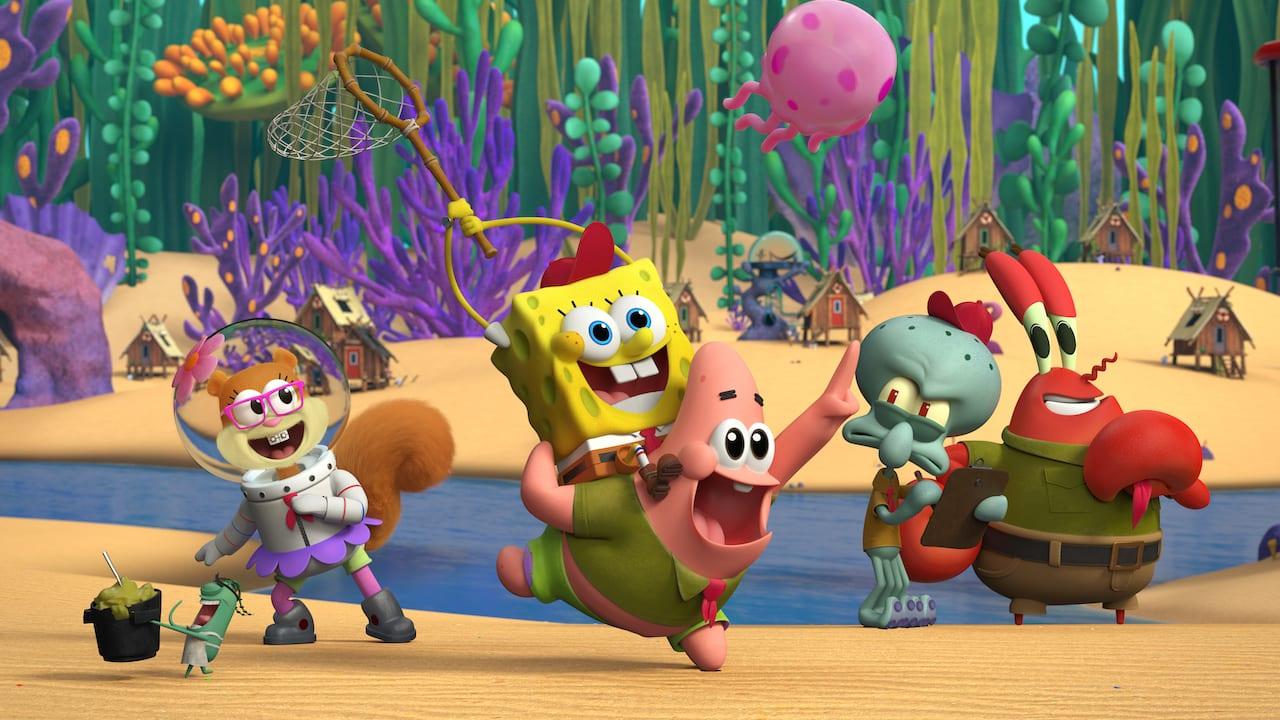 Kamp Koral: il trailer della serie prequel di SpongeBob SquarePants