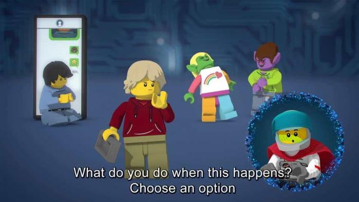 LEGO e DQ Institute