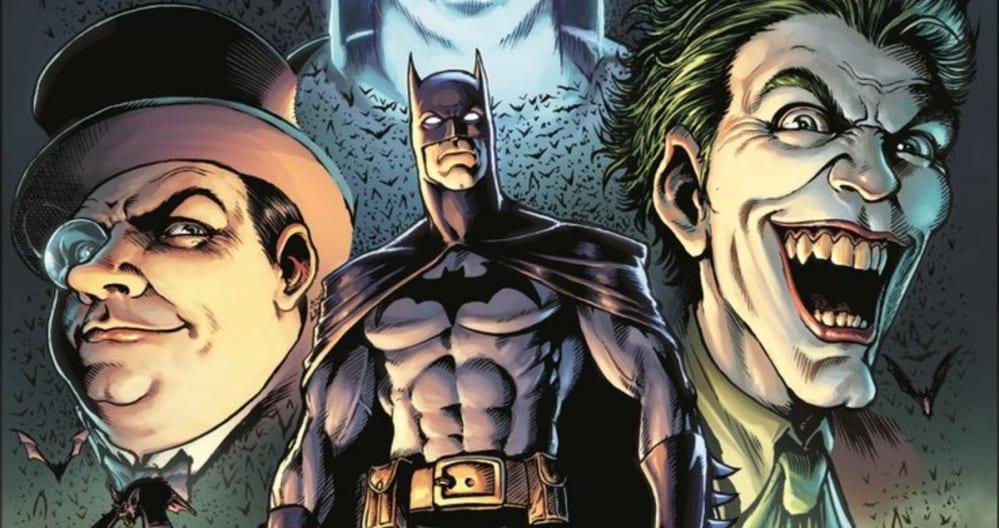 Legends of the Dark Knight: la serie ritorna in formato digitale