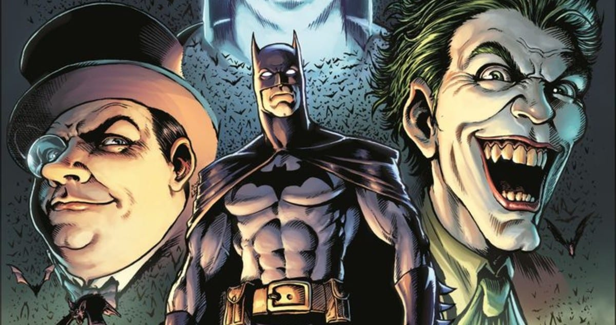 Legends of the Dark Knight: il fumetto ritorna in formato digitale