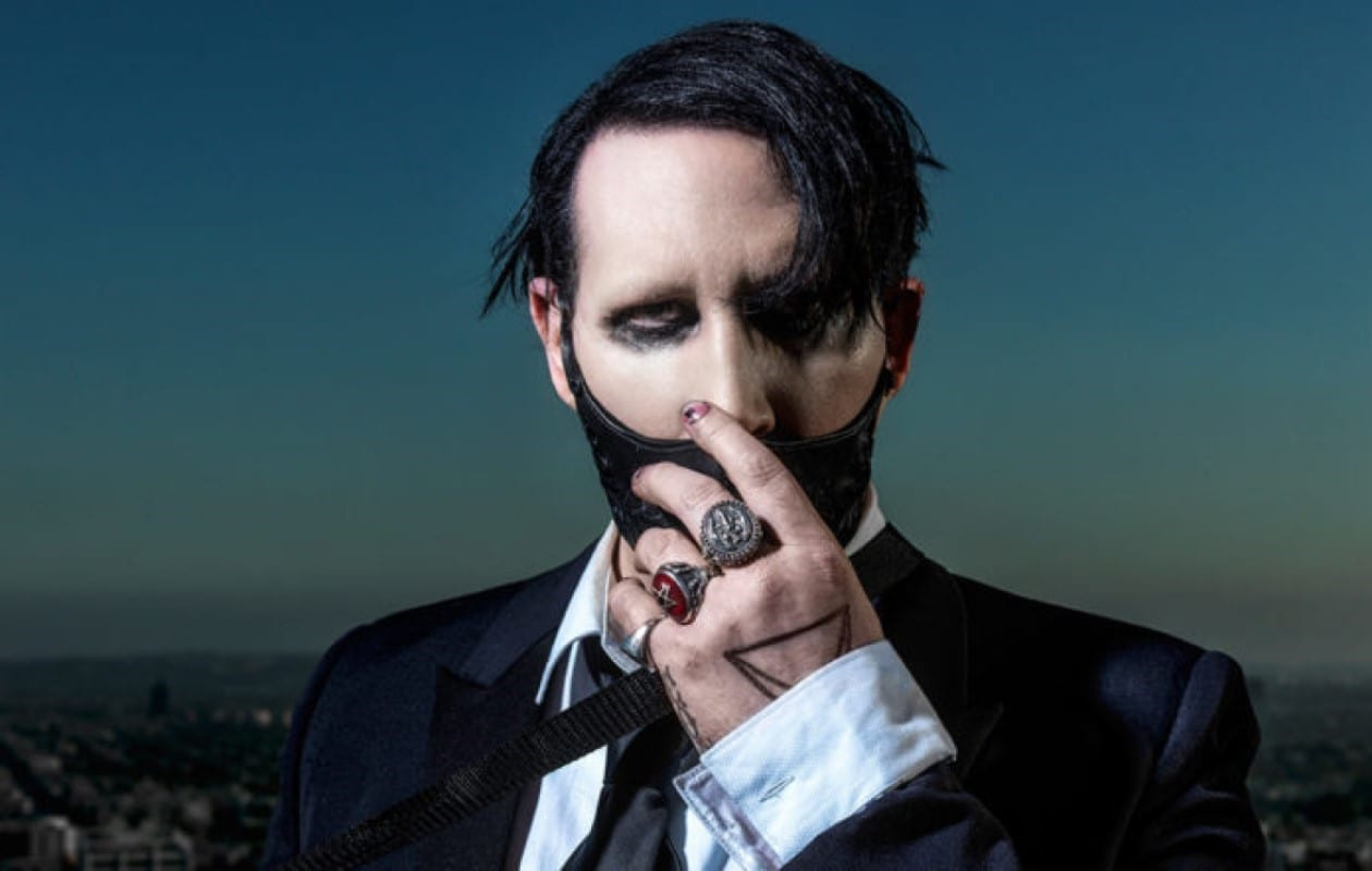 Marilyn Manson risponde alle accuse di abuso di Evan Rachel Wood