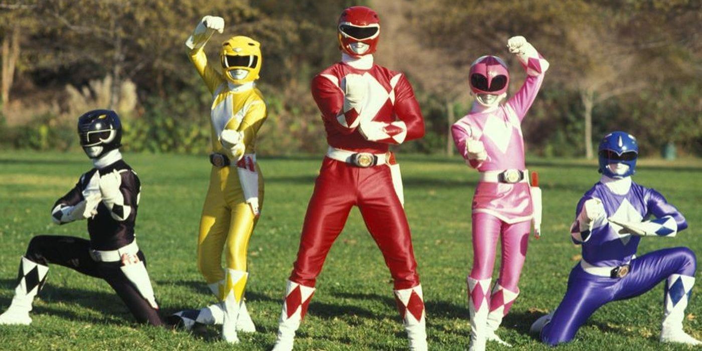 Power Rangers: confermati i piani per un reboot da Hasbro