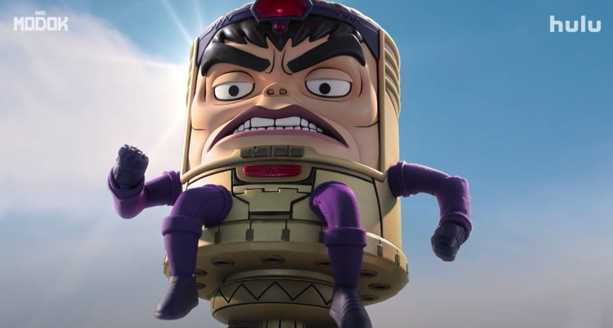 Marvel's M.O.D.O.K.: il teaser trailer della serie TV dedicata al villain