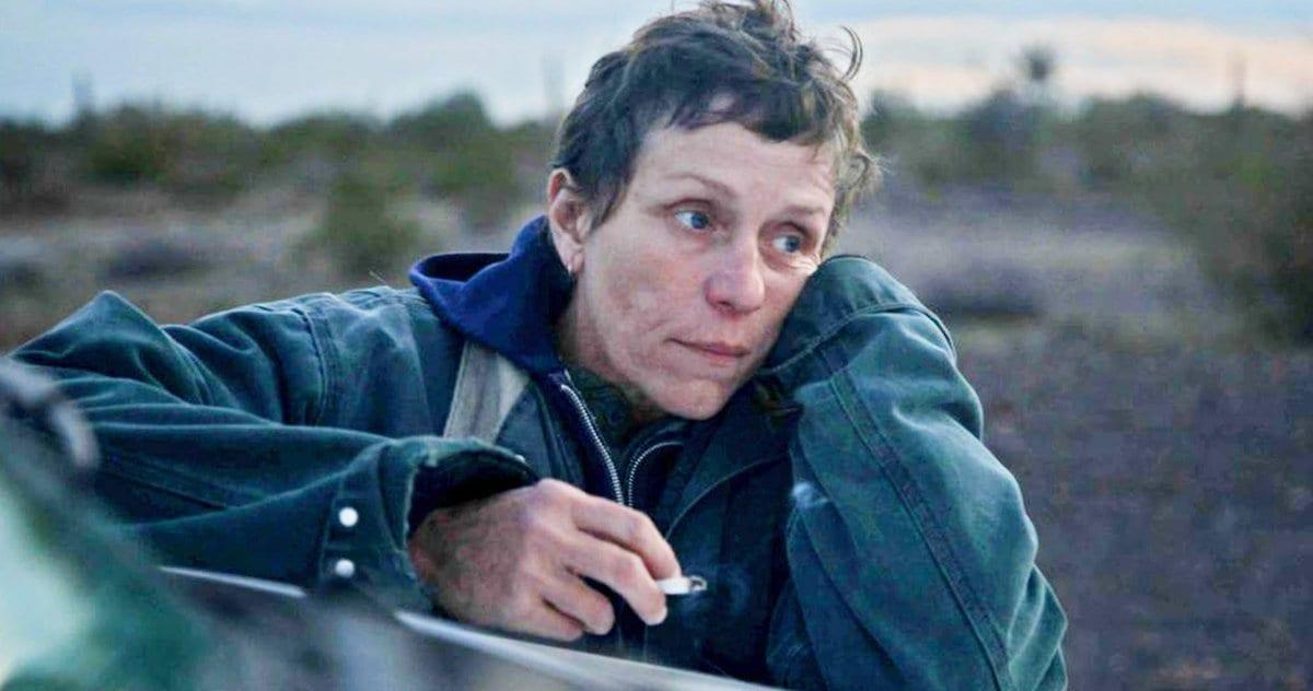 Nomadland: il nuovo trailer del film con Frances McDormand