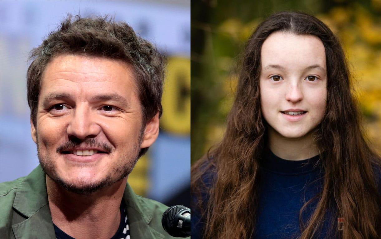 The Last of Us: Pedro Pascal e Bella Ramsey protagonisti della serie TV