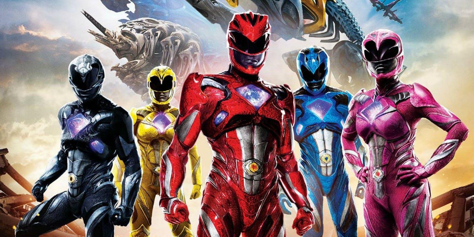 Power Rangers: il reboot rivela uno sguardo alla concept art del film