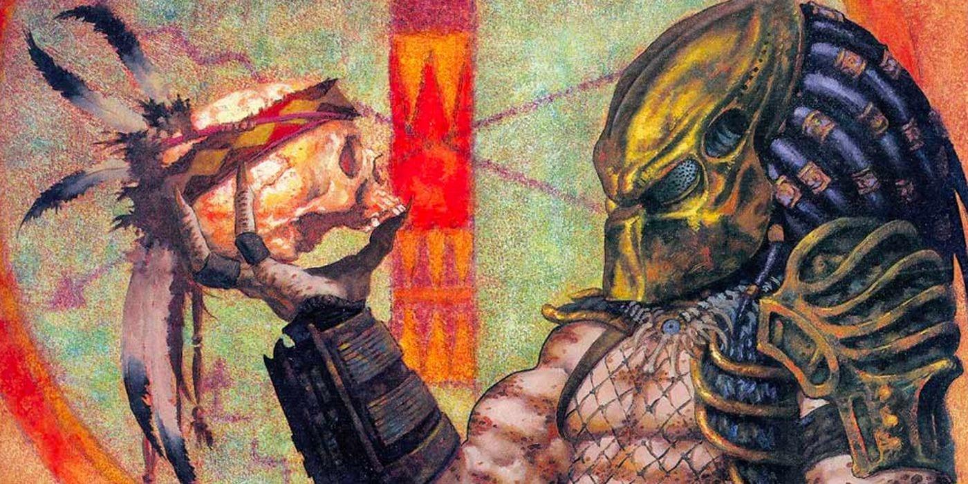 Predator 5: dettagli della storia rivelano di più sul personaggio principale