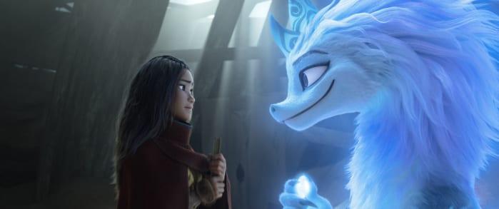 Raya e l'ultimo drago recensione raya e sisu