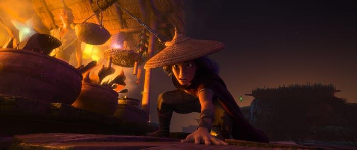 Raya and the last dragon raya