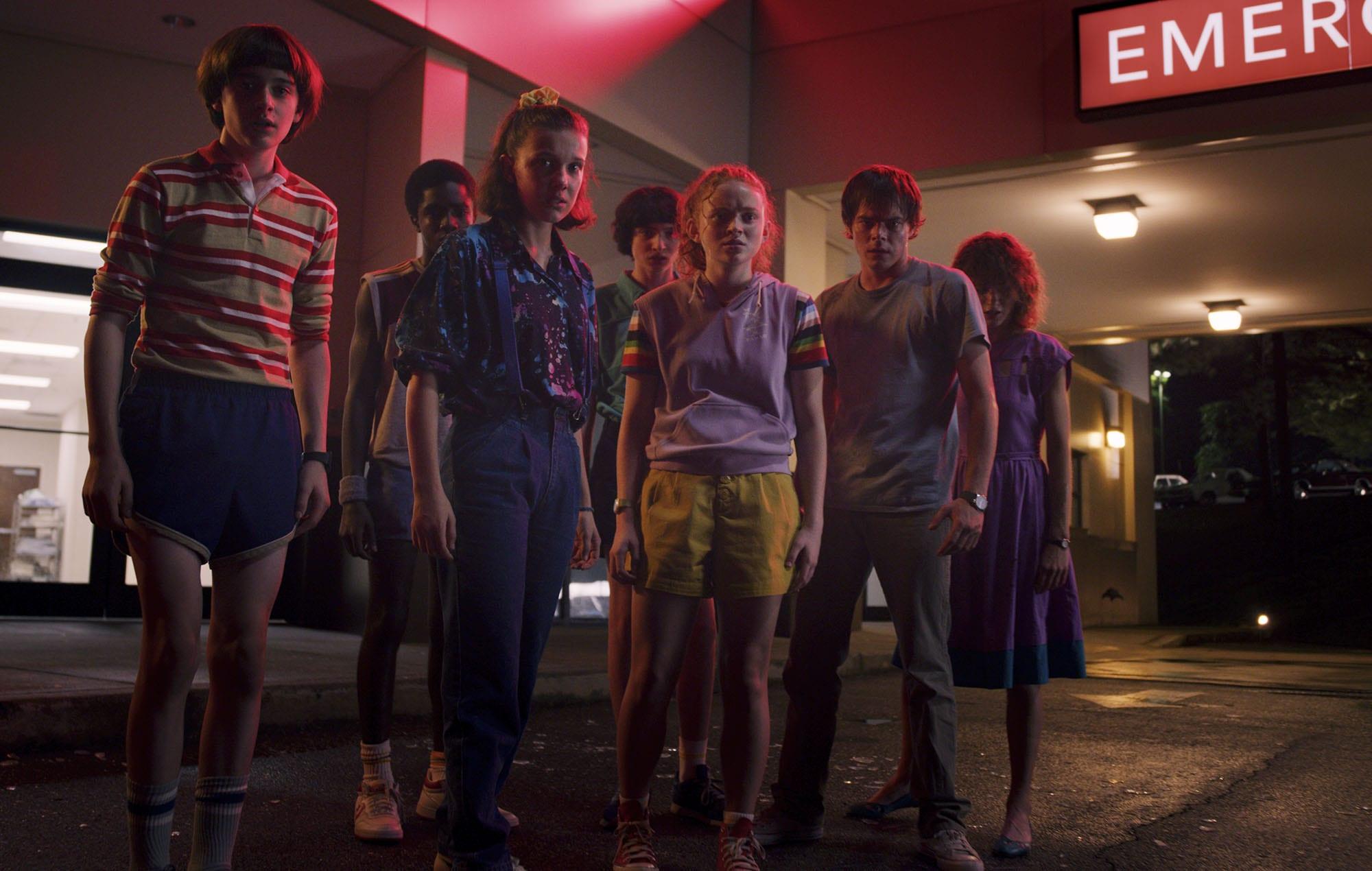 Stranger Things 4: è la più oscura, anche Finn Wolfhard lo conferma