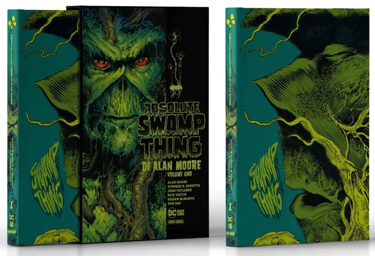 Swamp Thing: nuova edizione speciale per il fumetto di Alan Moore