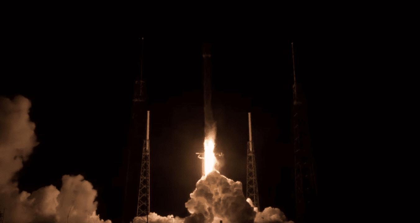Starlink: missione riuscita ma senza l'atterraggio del Falcon 9