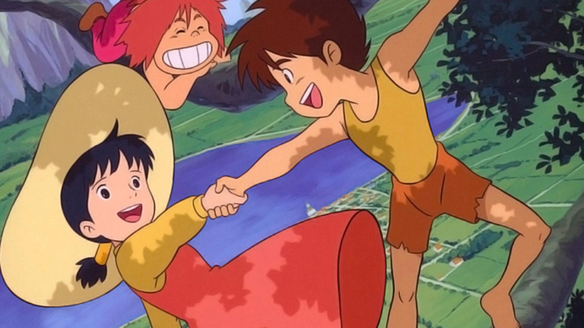 Conan, Il Ragazzo Del Futuro: la serie diretta da H. Miyazaki in Blu-ray