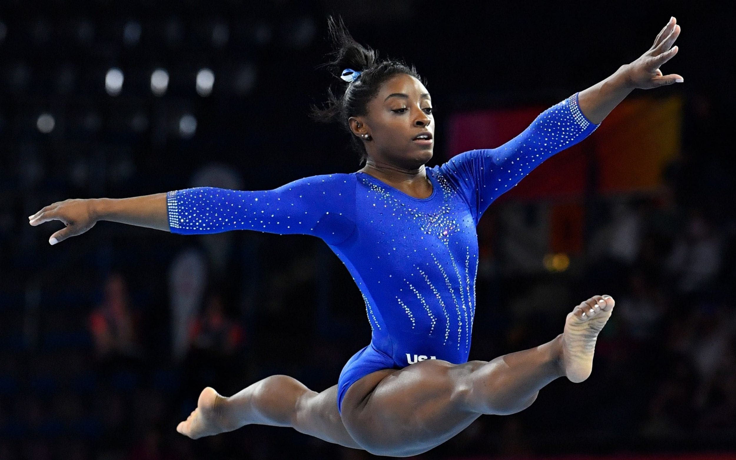 Simone Biles: Facebook Watch sviluppa una docuserie sulla ginnasta