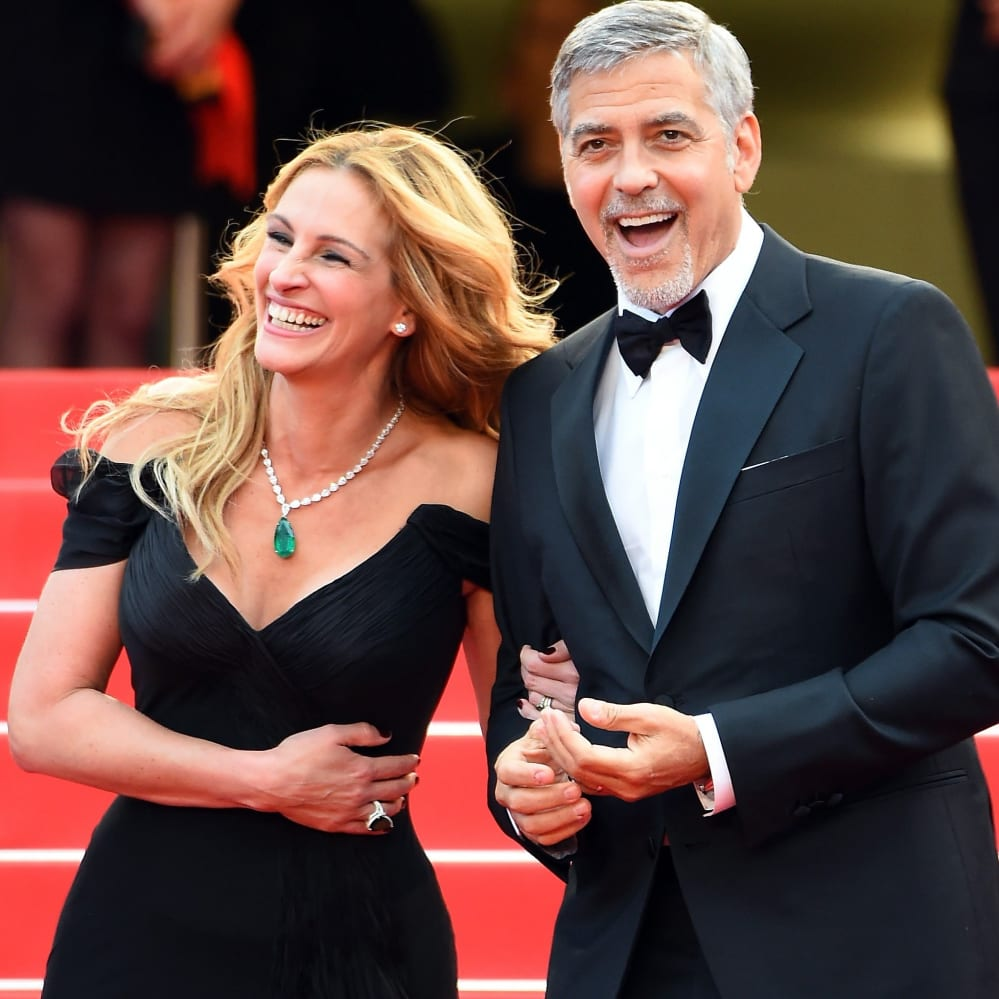 Tjcket to Paradise George Clooney