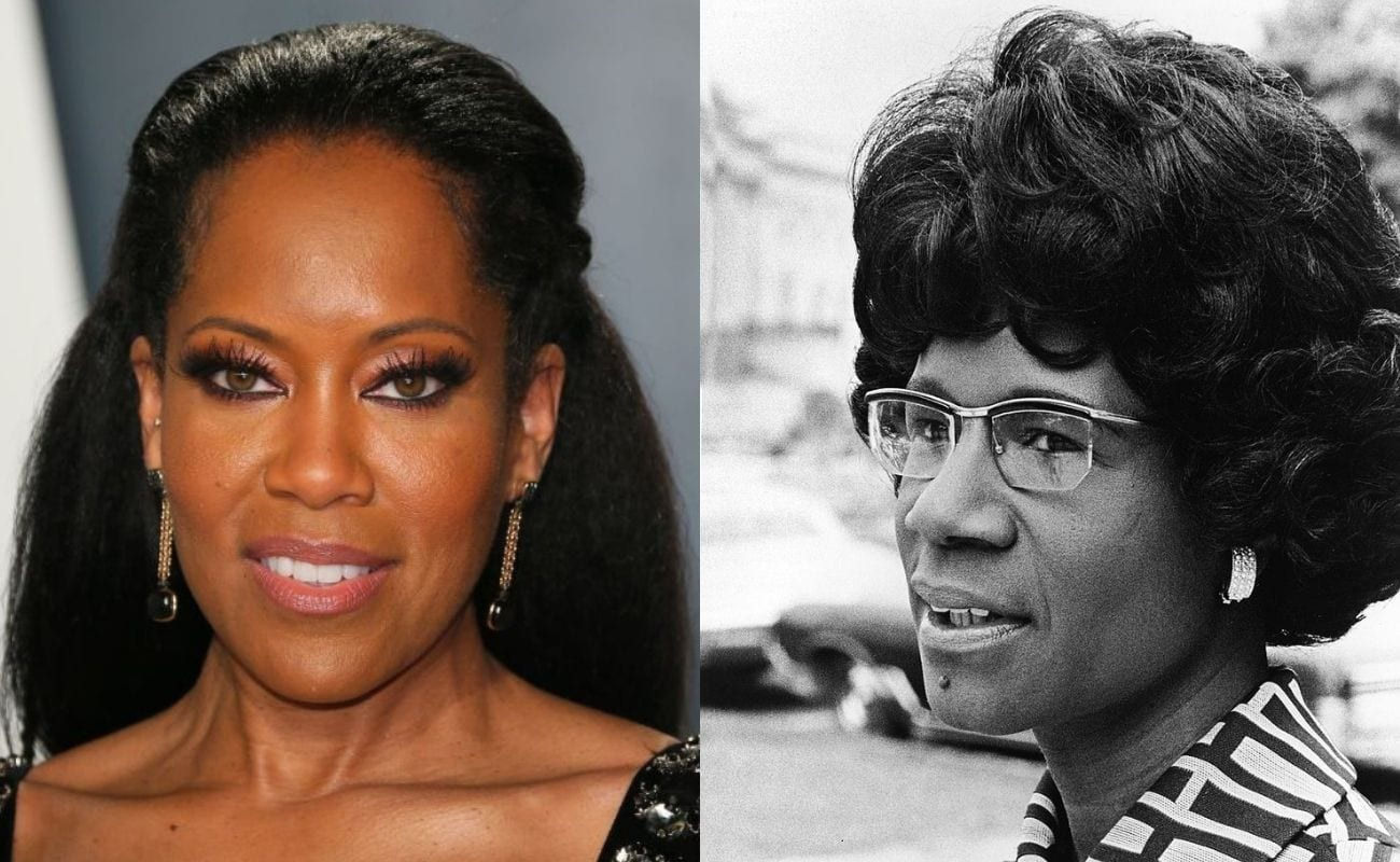 Regina King sarà l'attivista Shirley Chisholm in un biopic
