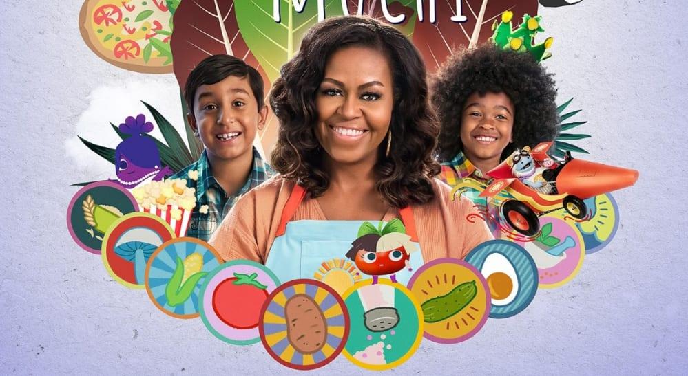 Waffles + Mochi: la serie prescolare con Michelle Obama arriva su Netflix
