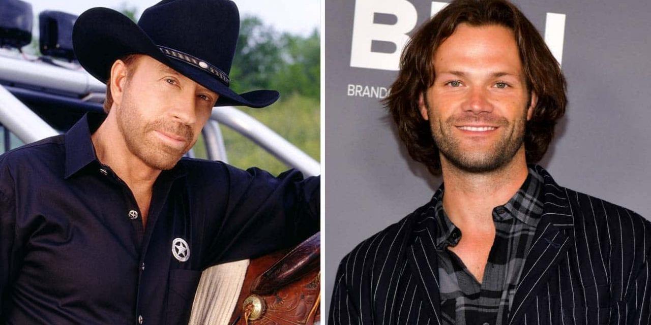 Walker-Texas-Ranger-Chuck Norris