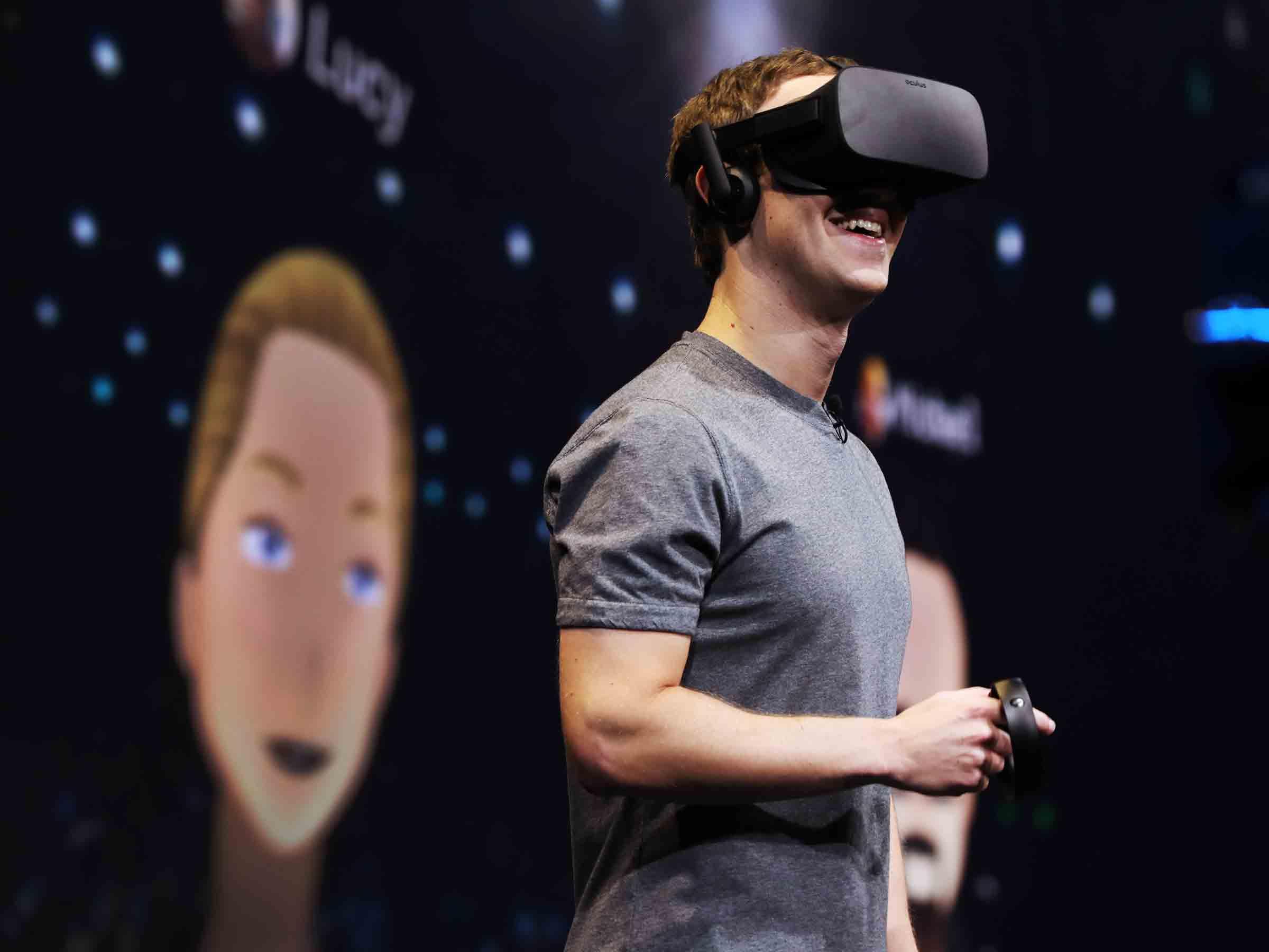 """Mark Zuckerberg: """"ecco come la realtà virtuale cambierà per sempre la vostra vita"""""""