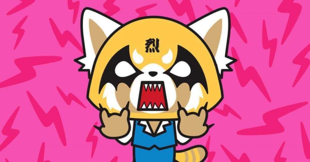 Aggretsuko Work / Rage Balanc: il gioco di carte ispirato all'anime Netflix