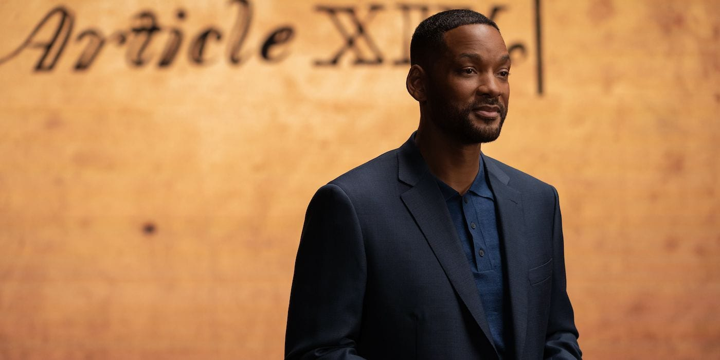 Amend, The Fight for America: Will Smith nella docuserie di Netflix