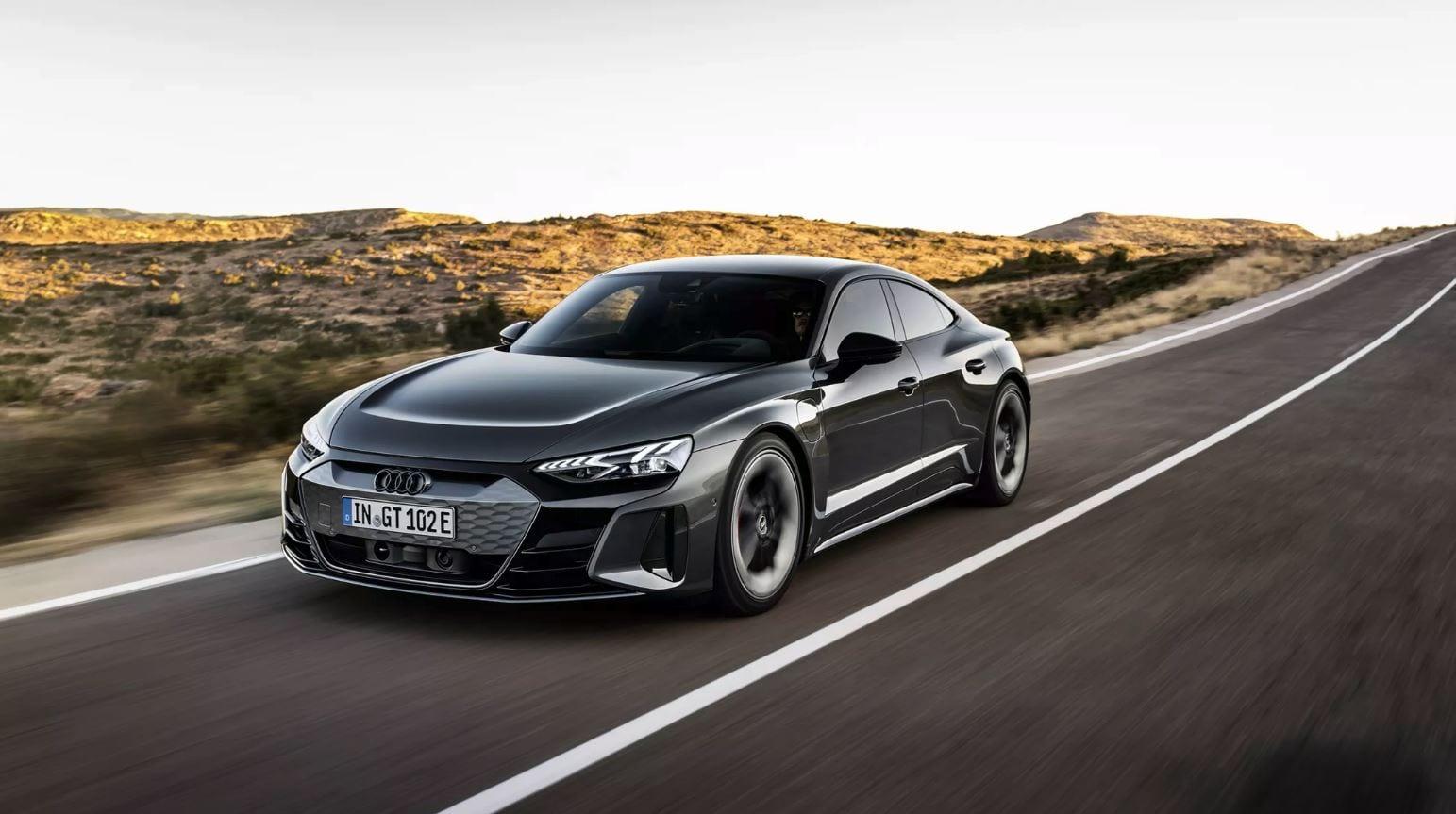 Audi E-Tron GT: il bolide elettrico da 245Km/h, si parte da 99.800€