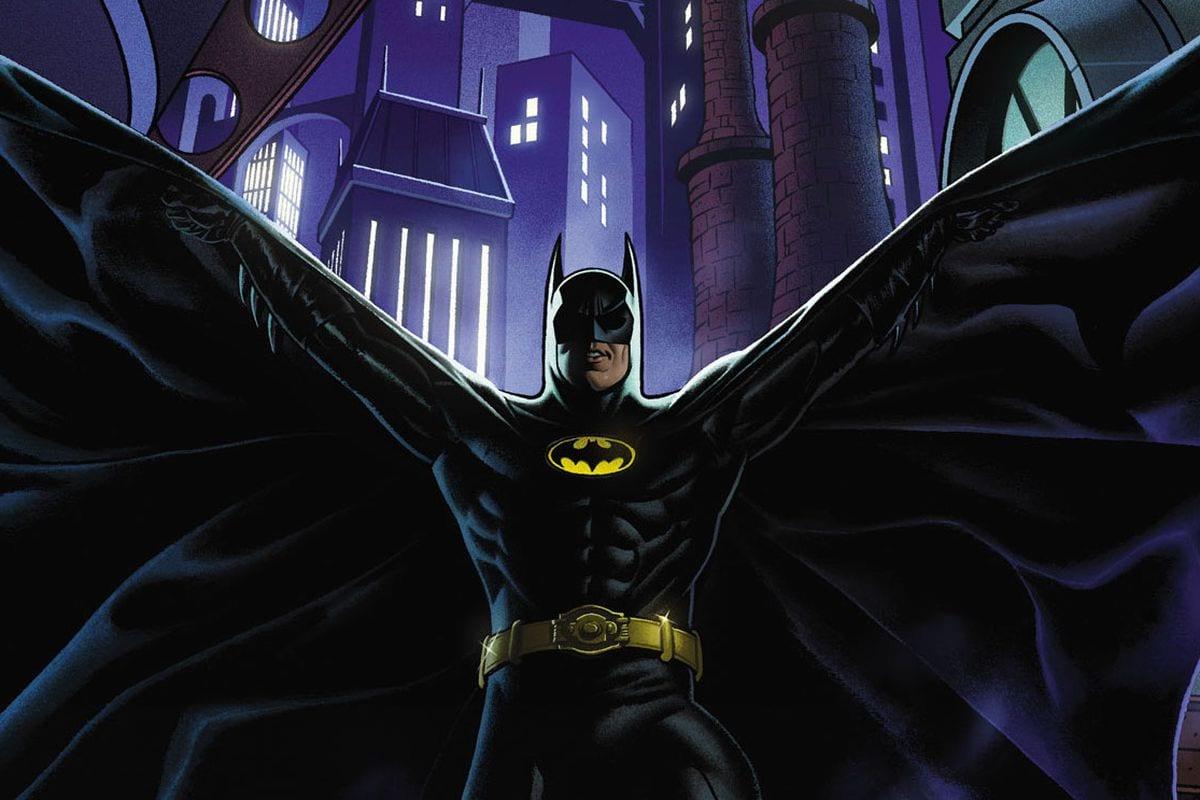 Batman: le storie dell'universo di Tim Burton tornano in una serie a fumetti