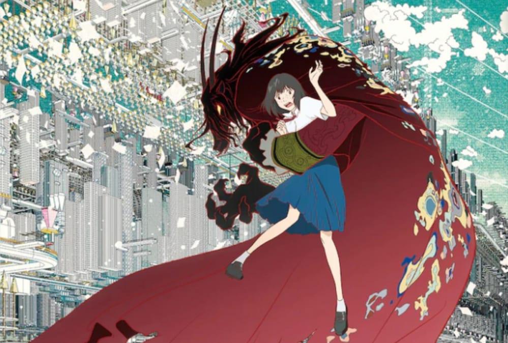 Belle: il teaser trailer ed il poster del nuovo anime di Mamoru Hosoda