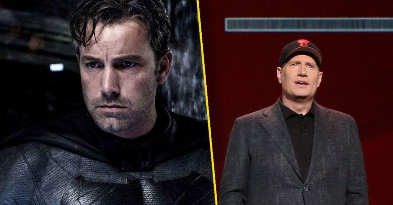 """Ben Affleck definisce Kevin Feige """"il più grande produttore di Sempre"""""""
