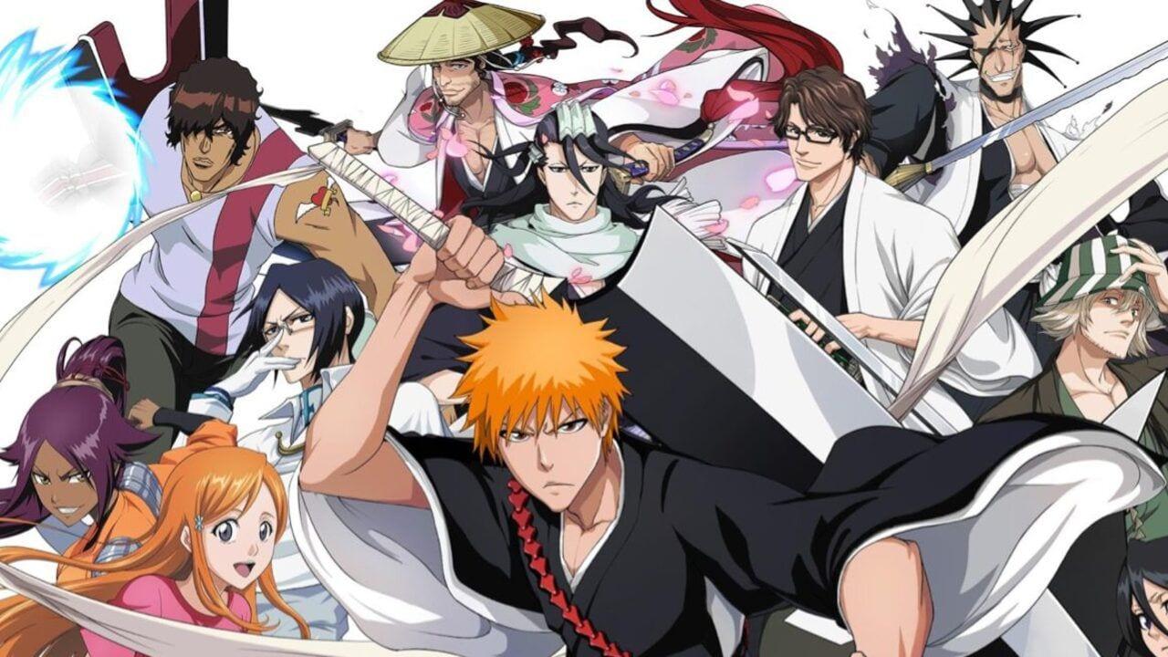 Bleach: l'anime prossimamente su Amazon Prime Video