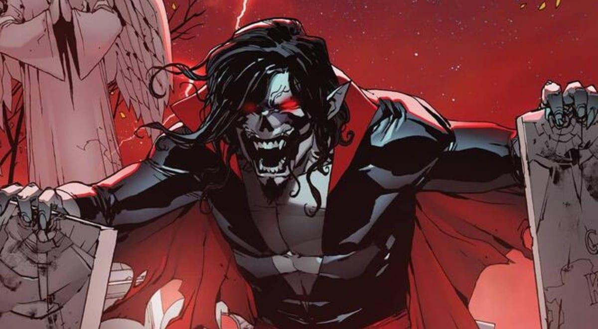 Bondof Blood: le prime tavole dello speciale dedicato a Morbius