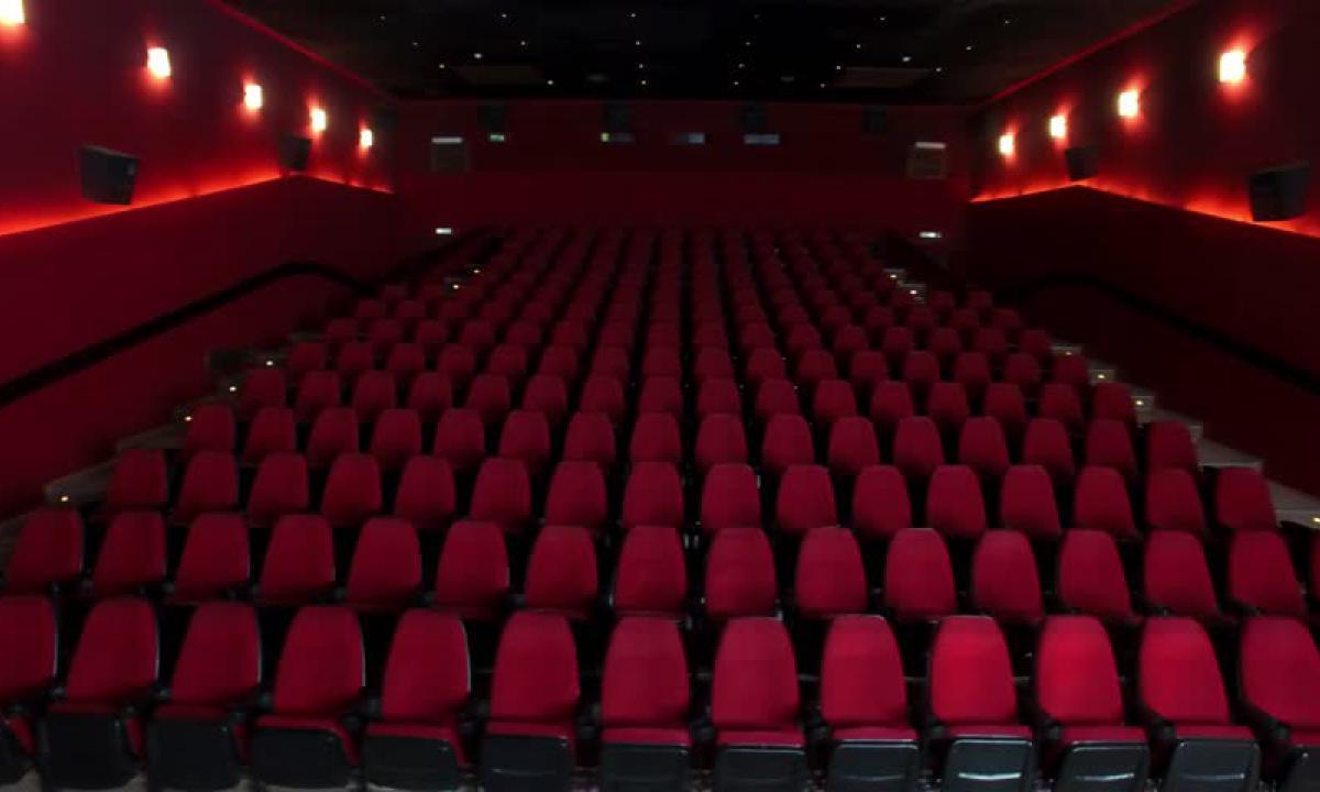 Cinema e teatri aperti in zona gialla dal 27 marzo 2021