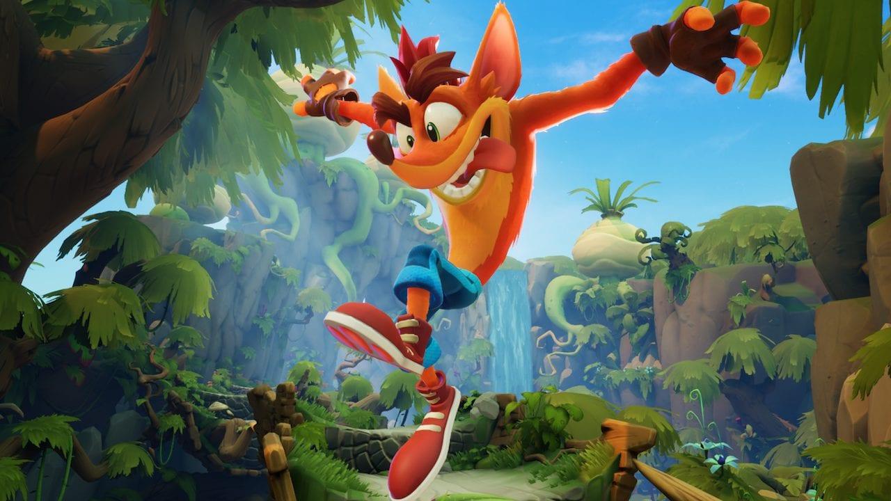 Crash Bandicoot 4: It's About Time per PS5: il trailer dallo State of Play