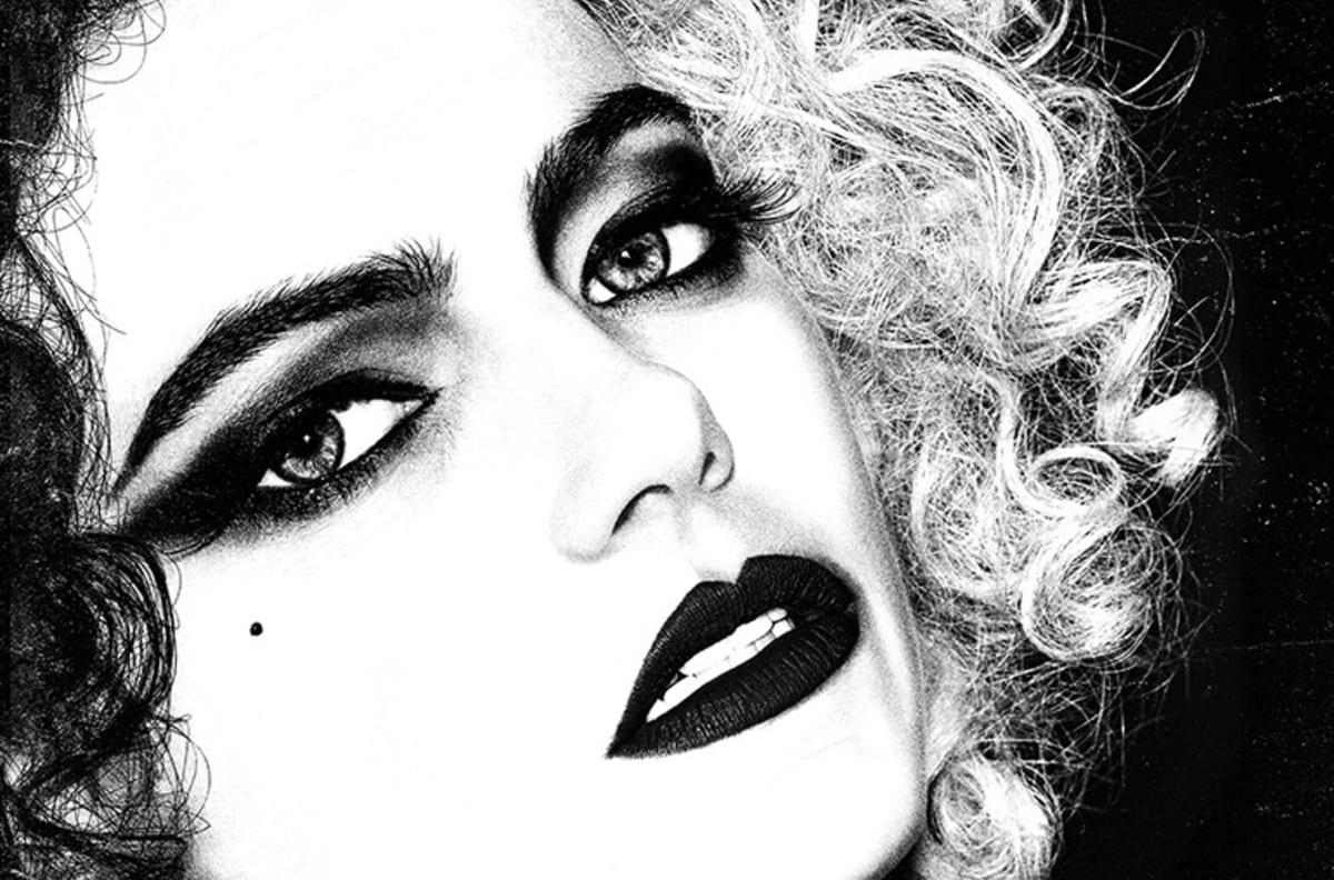 Crudelia: il nuovo poster del live action con Emma Stone, domani il trailer