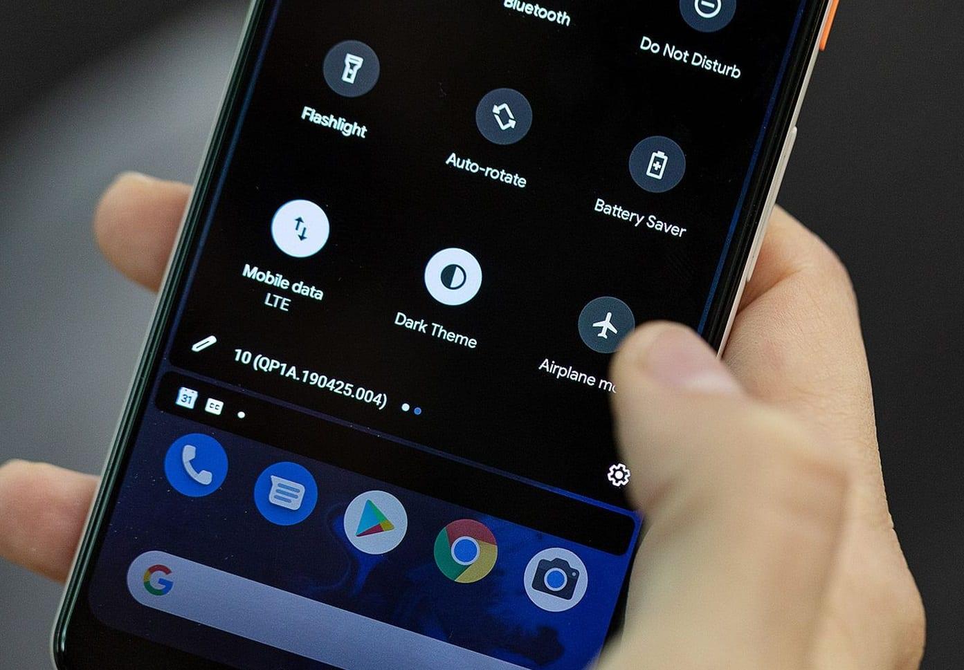 Google, dark mode per l'autenticazione a due fattori su Android