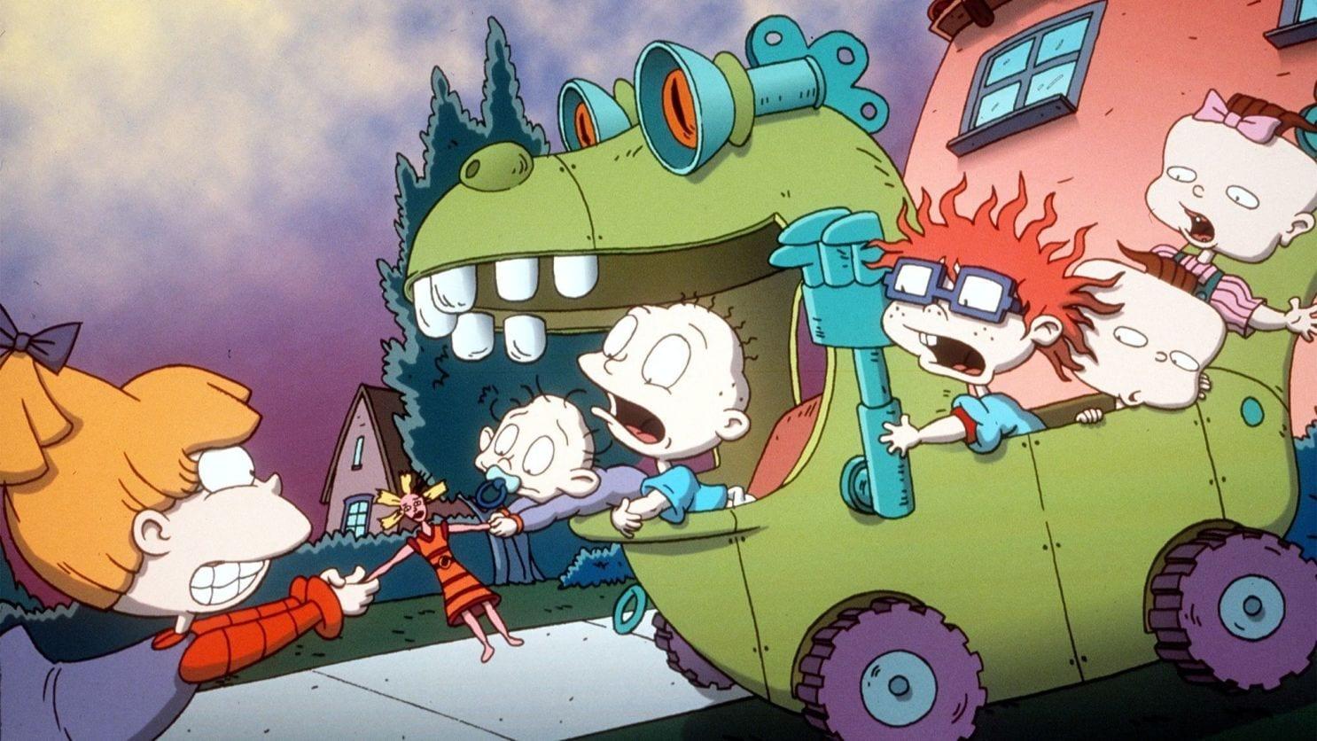 I Rugrats: in lavorazione una serie animata revival su Paramount+