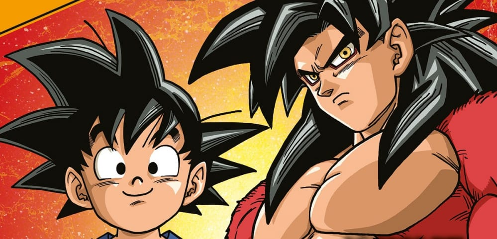 Dragon Ball GT Anime Comics: Star Comics pubblicherà il manga